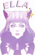 Ella. ; SasuHina.  by R-Rxinxd