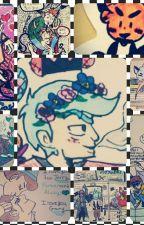 My Little Art Book. ('。• ᵕ •。') by Mickey-ChanXD