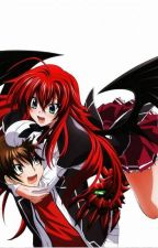 High School DxD - El Verdadero Sekiryuutei by ReyesCristhian