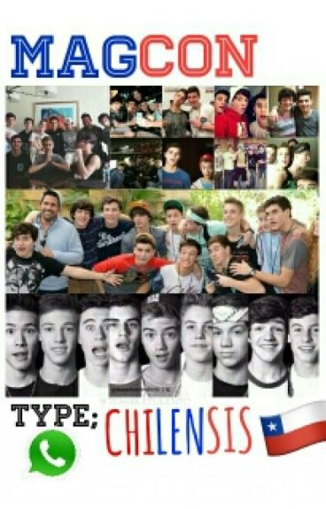 ➳ Magcon type: chilensis