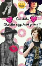 One Shots Chandler Riggs/carl Grimes by abyriggs