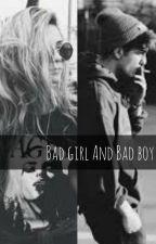 Bad Girl & Bad Boy (Brabrina)  by Komolozupo123