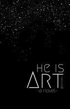 he is art by stargazing-
