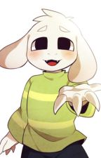Asriel X Reader by DinosaurReading101