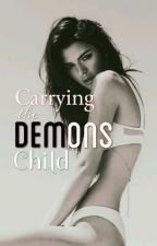 Carrying The Demons Child by KaiMitoIto