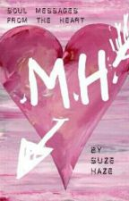 Soul Messages From The Heart by suzehaze