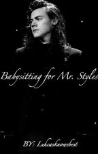 Babysitting for Mr. Styles by luhcasknowsbest