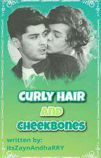 Curly Hair & Cheekbones » Zarry by itsZaynAndhaRRY