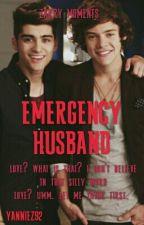 EMERGENCY HUSBAND (ZARRY MOMENTS) by sweethoneyz92
