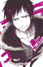 Snake[Izaya X Reader] by rize_chan32