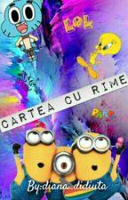 Cartea cu Rime by diana_didiuta