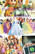 WhatsApp mit den Disney-Prinzessinnen by LithiumRainLightning