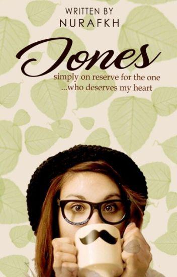 JONES [Editing]