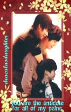 [completed] you are the antidote for all my pains by kyuminonly