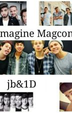 Imagine Magcon,Jb,1D by ClemenceGrier5