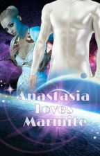 Anastasia Loves Marmite (AKV Series Book 4) COMING SOON by mazimai