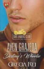 DRC 2: Aven Grajeda (Destiny's Wheelie) - published under PHR - PREVIEW ONLY by greciareine