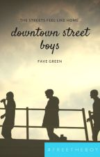 Downtown Street Boys by suspenselover101