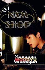 Nam Shop. [WooKyu]. by RachelSykes880