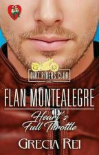 Dirt Riders Club 3: Flan Montealegre by greciareine