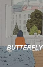 butterfly; vkook by -quietisviolent