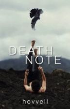 Death Note by hovvell