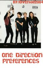 one direction Preferences by xxcaitlinxx2004