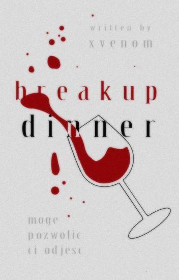 break up dinner ✕ baekyeol