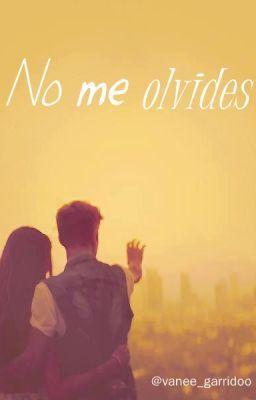 No me olvides♥ [Justin&Tu]