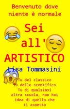 Benvenuto All'artistico by lisatom_music