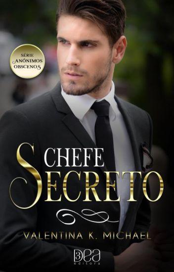 [Incompleto - Revisão] Chefe Secreto - Livro 02