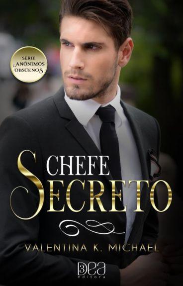 Chefe Secreto - Livro 02 (Será retirado dia 08 de Janeiro)