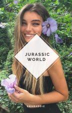Jurassic World ❀ Zach Mitchell by smhbaddie