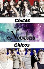  Chicas & Chicos para tus novelas   by ArianaMcVeyMadox