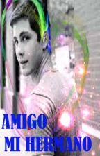 EL AMIGO DE MI HERMANO (Logan Lerman y tu ♥) by VaLeeVaLee20