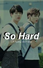So Hard. ↪ Jinkook by damnnise