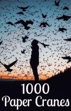 1000 Paper Cranes by PRAdams