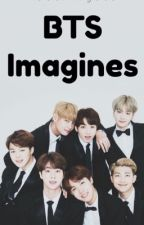 BTS Imagines by naechinguss