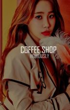 Coffee Shop; JIHOPE [DISCONTINUED] by hobiously