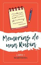 Memorias de una RUBIA by martafloridom
