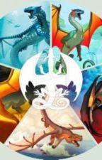 Wings Of Fire:New Dragonets Of Destiny by TrueSaiyan