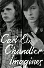 Carl & Chandler  Imagines (Request Closed) by PrincessDunHun