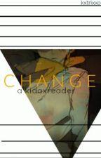 Kida Masaomi || C H A N G E by kxtrixxo