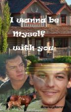 I wanna be myself with you (OS) by DommyLarry