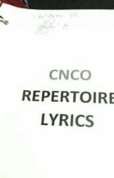 Canciones De CNCO
