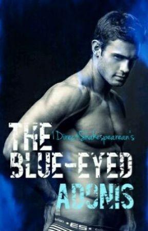 The Blue-eyed Adonis™ (Boy x Boy) by 1DirectShakespearean