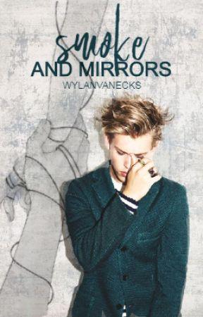 Smoke and Mirrors → Alec Lightwood [1] by wylanvanecks