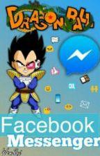 Dragon Ball Facebook Messenger © by txichi_