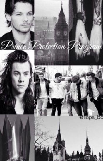 Programa de Proteção para Príncipes||Larry