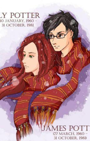 Harry Potter's parents return by weasleyisourkinq